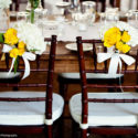 Chavari chairs with farm tables