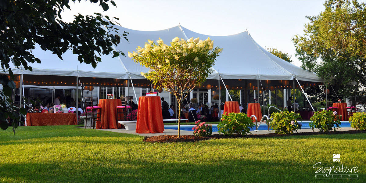 High Peak Pole Tent Rentals NH  Lakes Region Tent amp; Event