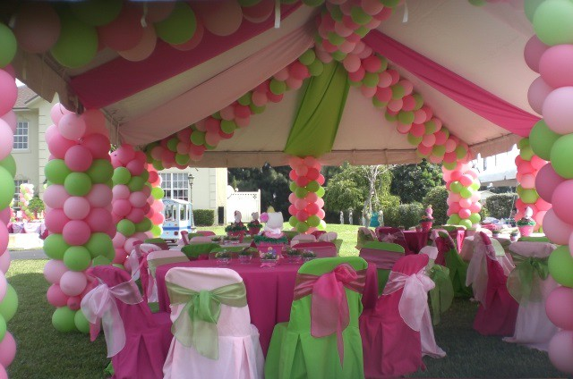 Birthday Party Tent & A Tent for any Event | Lakes Region Tent u0026 Event