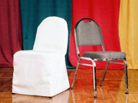 Chair Covers for Rent