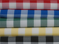 Checkered Linens for Rent