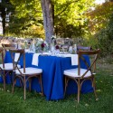Crossback chairs for weddings