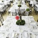 Square Wedding Table
