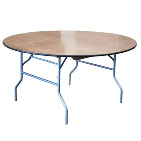 Round tables for rent