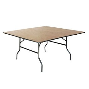 Square Tables for rent