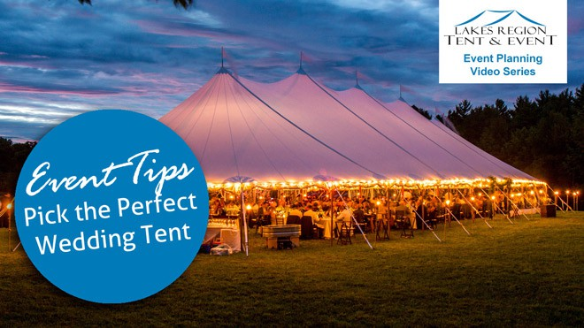 How to Pick a Tent Rental