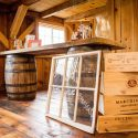 wine barrel bar rentals