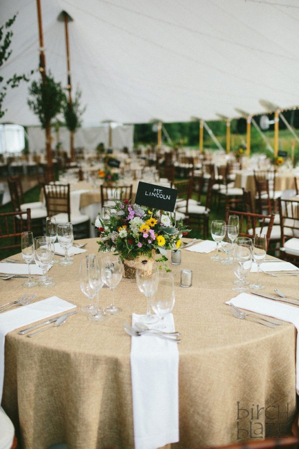 Table Rentals Nh Lakes Region Tent Amp Event