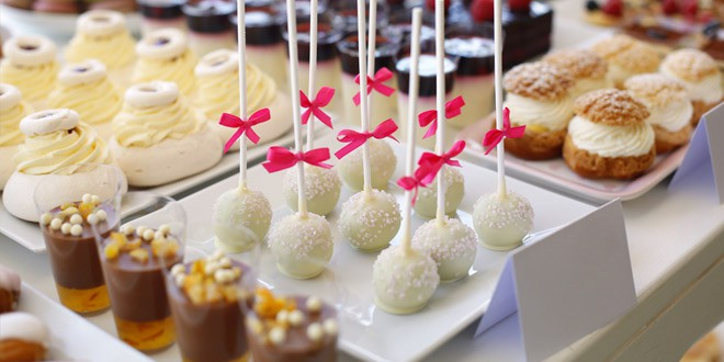 Best Trendy Wedding Dessert Ideas | Lakes Region Tent & Event