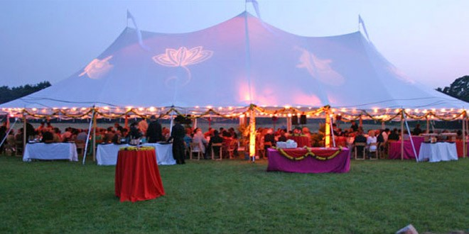 6 Luxury Touches For Tented Weddings Lakes Region Tent Event