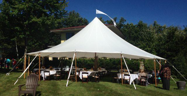 Sailcloth Tent Rentals Nh Lakes Region Tent Amp Event