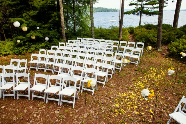 White Garden Chairs For Outdoor Weddings Natural Wood Folding